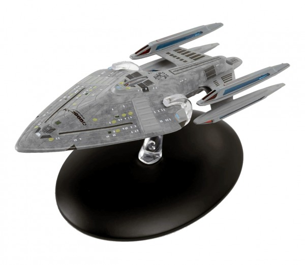 USS Prometheus NX-59650 starship model Star Trek