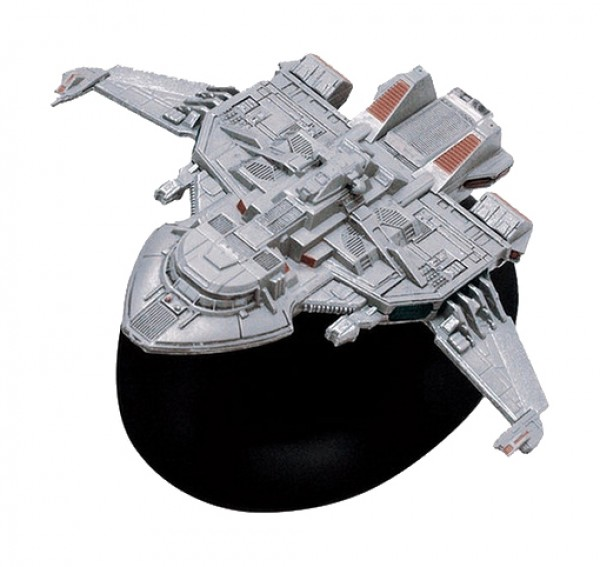 Maquis Raider Star Trek diecast model