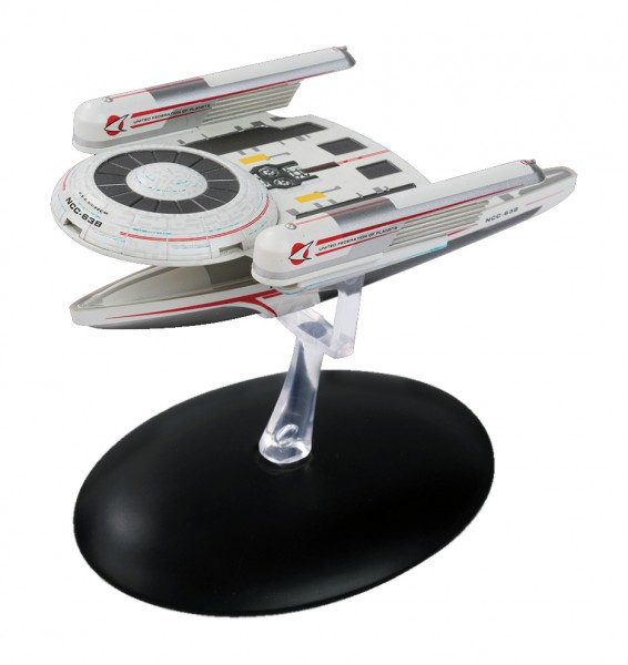 U.S.S. Grissom Oberth Class Star Trek Model
