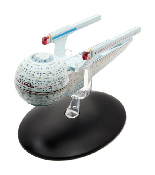 U.S.S. Pasteur NCC-58925 Star Trek model