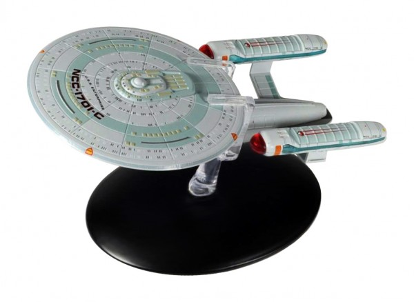 U.S.S. Enterprise NCC-1701-C Star Trek model