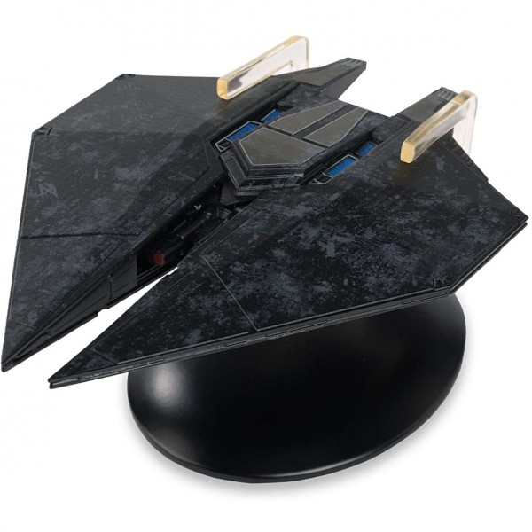 Section 31 Drone Ship - Star Trek Discovery model Eaglemoss #25