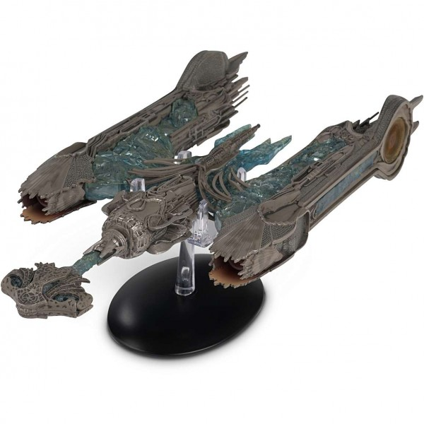 Sarcophagus Starship (Ship of the Dead) - Star Trek Discovery model Eaglemoss XL Special