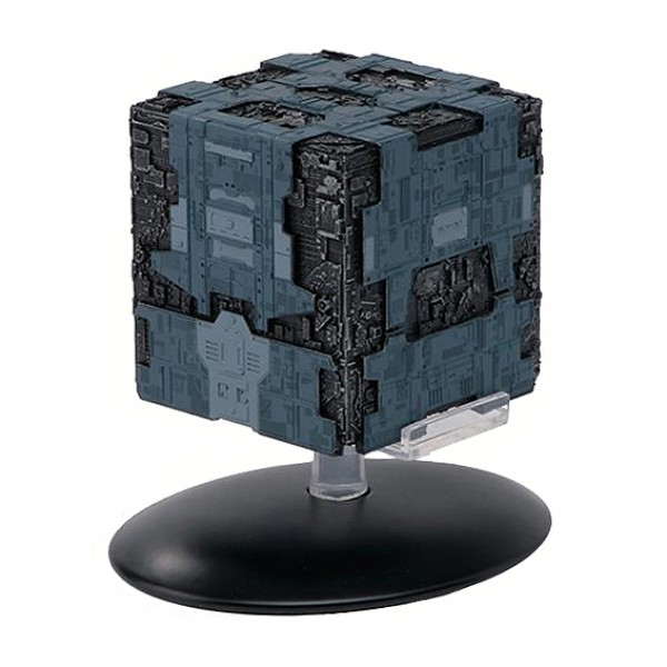 Borg Tactical Cube Star Trek model