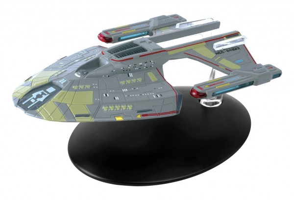 Norway Class (USS Budapest) starship model Star Trek