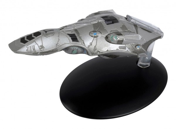 Voth Research Vessel Star Trek model