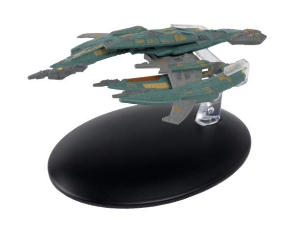 Breen Warship Star Trek model #69