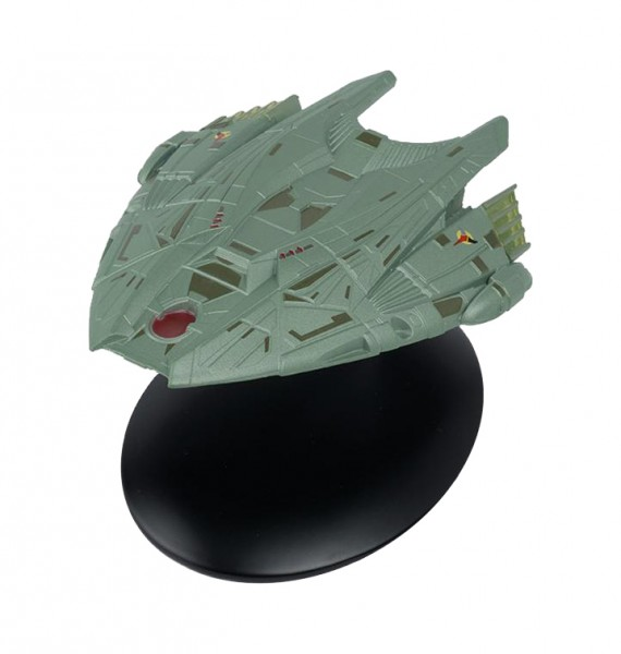 Goroth's Klingon Transportship Star Trek model