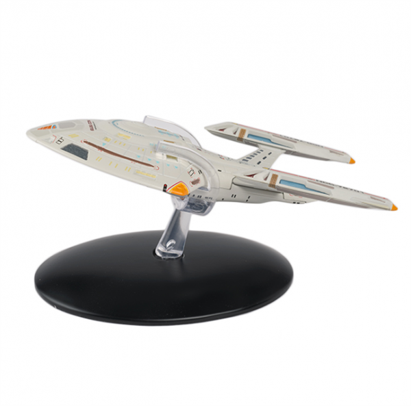 U.S.S. Rhode Island NCC-72701 Star Trek model with english magazin #98 Eaglemoss