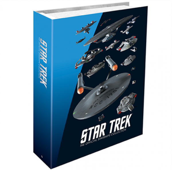 Star Trek Din A4 folder for magazines The official Starships Collection