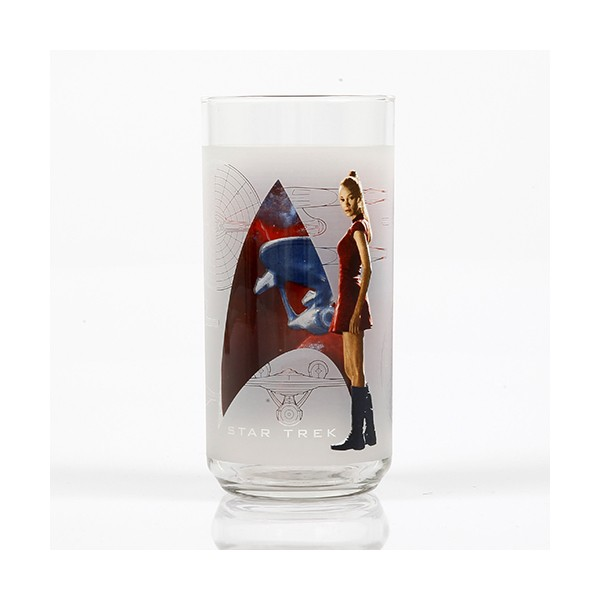 Uhura Glass Star Trek
