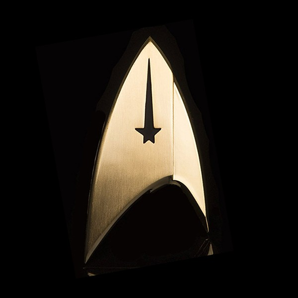 Discovery Command Uniform Insignia - Star Trek