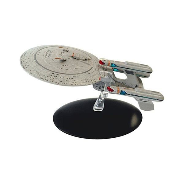U.S.S. Enterprise 1701-D Future Version starship model Star Trek