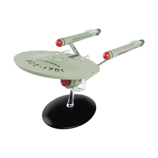 U.S.S. Enterprise NCC-1701 XXL starship model Star Trek approx. 26 cm