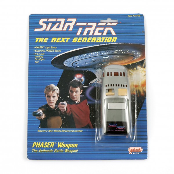 Next Generation Phaser - Galoob Star Trek