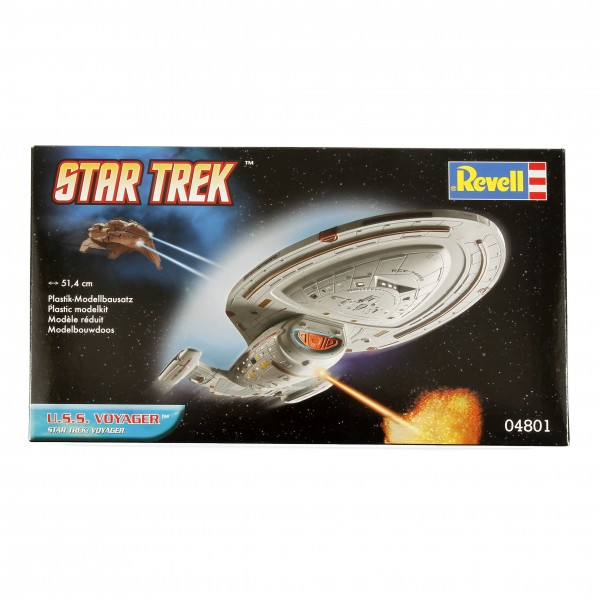 Model kit Star Trek U.S.S. Voyager NCC-74656