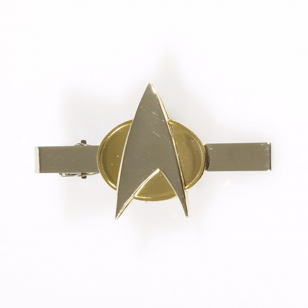 Tie Clip The Next Generation Communicator Star Trek - large