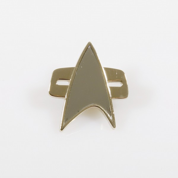 Communicator Pin - Voyager + DS9 Star Trek