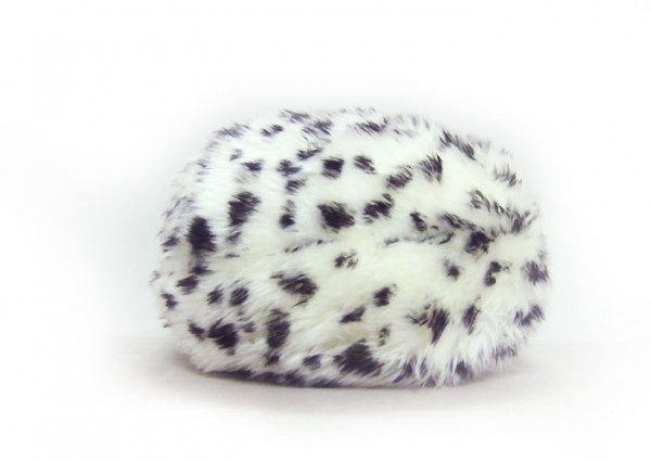Star Trek Jungle Tribble large Dalmation Camouflage  with Sound