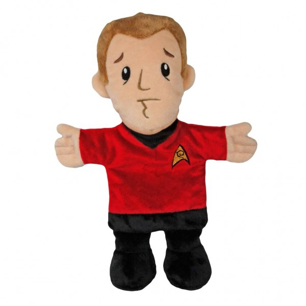 "Dog toy ""Redshirt"" Star Trek"