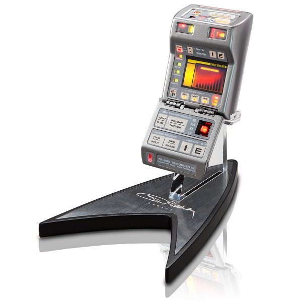 Starfleet Tricorder TR-590 Mark IX Replica Star Trek