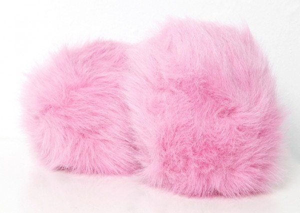Star Trek Tribble small pink