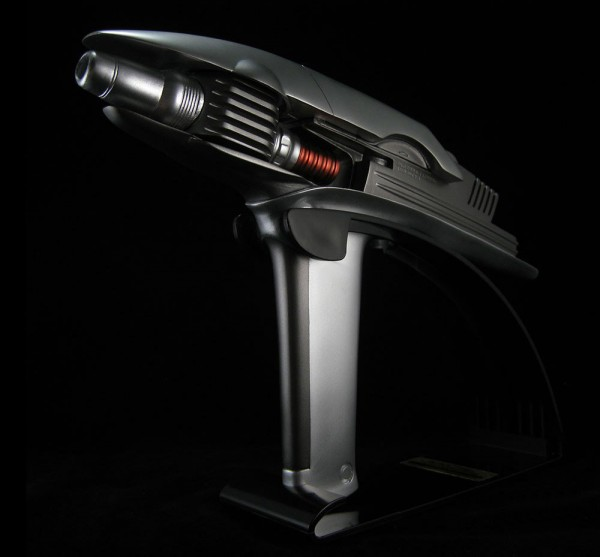 Phaser Star Trek Into Darkness Replica