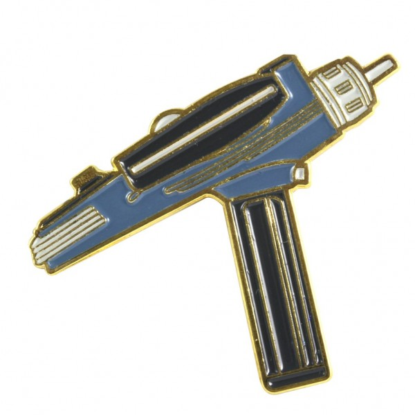 Phaser official Collectors Pin Star Trek