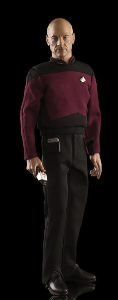 Captain Picard 1:6 Figure Star Trek