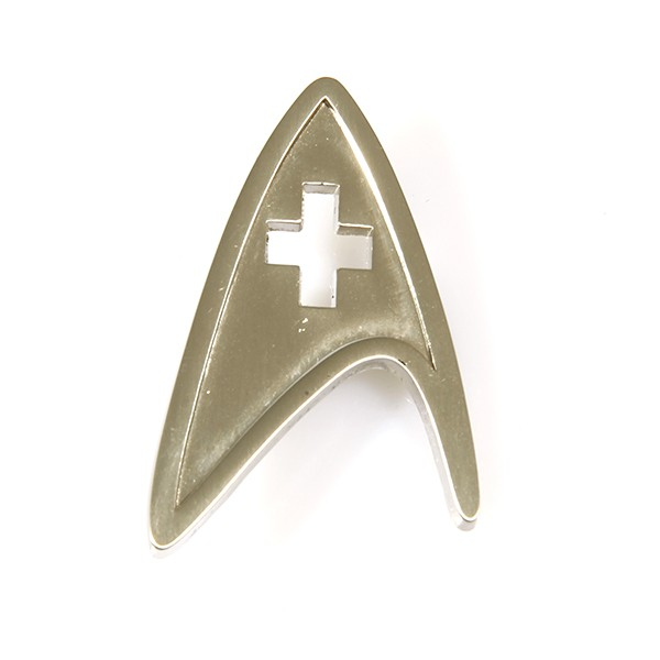 Medical Pin Badge Star Trek 2009
