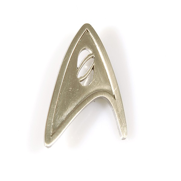 Science Pin Badge Star Trek 2009