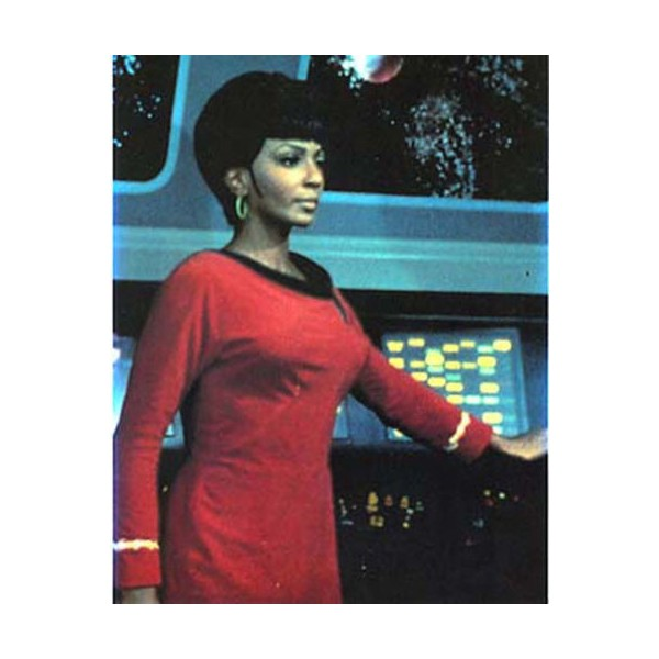 Sewing Pattern Uniform Dress for Women - Star Trek