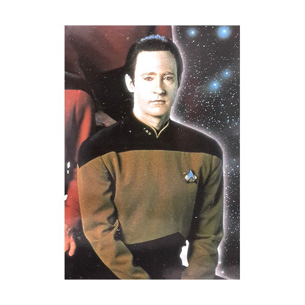 Sewing Pattern The Next Generation Uniform Jacket for Men - Star Trek