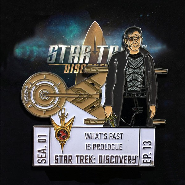 Discovery Episode Collectors Pin - Season 1 Episode 13 - Star Trek official Collectors Edition