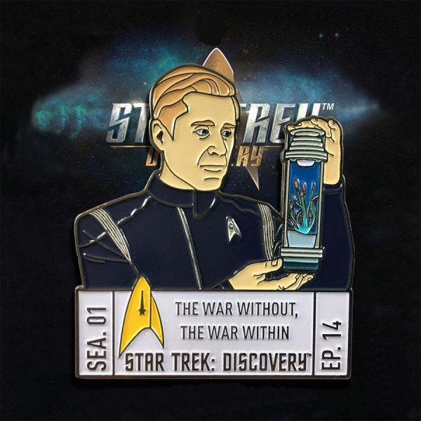 Discovery Episode Collectors Pin - Season 1 Episode 14 - Star Trek official Collectors Edition