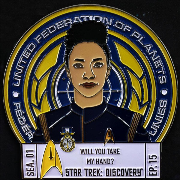 Discovery Episode Collectors Pin - Season 1 Episode 15 - Star Trek official Collectors Edition