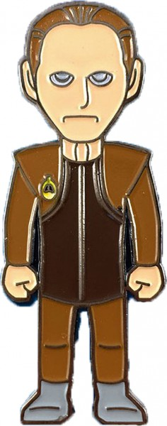 Odo Collectors Pin Star Trek official Collectors Edition
