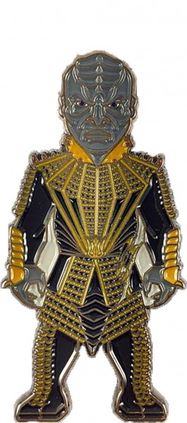 T'Kuvma Collectors Pin Star Trek official Collectors Edition