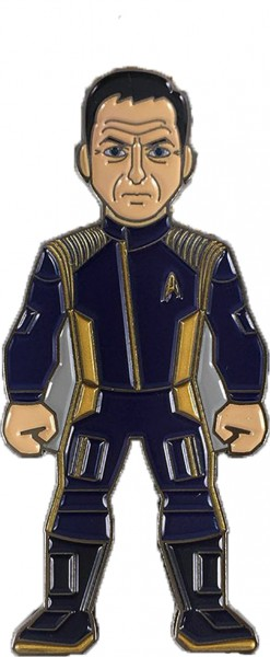 Captain Gabriel Lorca Pin Star Trek Discovery official Collectors Edition