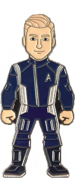 Paul Stamets Pin Star Trek Discovery official Collectors Edition