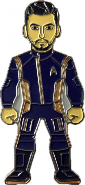 Ash Tyler Pin Star Trek Discovery official Collectors Edition