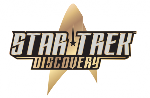 Discovery Logo Collectors Pin Star Trek official Collectors Edition