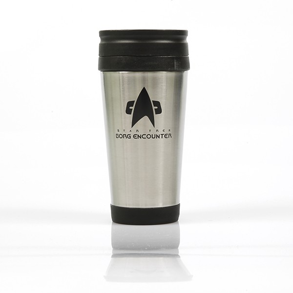 Thermos Mug Borg Encounter Star Trek