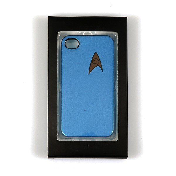 Mobile phone case Star Trek Science