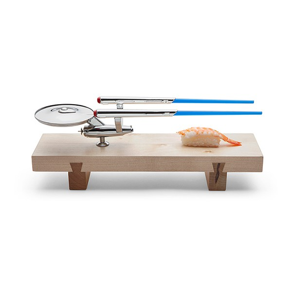 U.S.S. Enterprise Sushi Set Star Trek