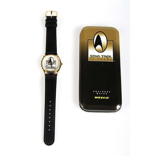 Wrist Watch 30 Years Star Trek Anniversary