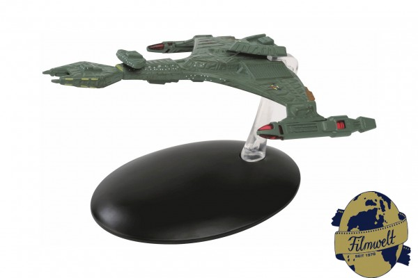 Klingon Attack Cruiser starship model