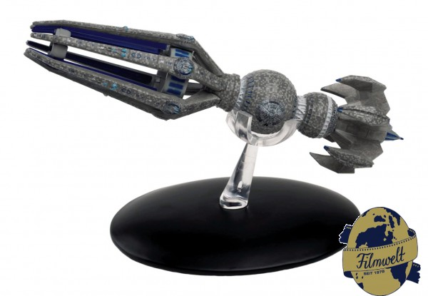 Krenim Temporal Weapon starship model