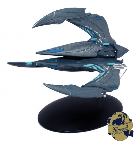 Xindi Insectoid Warship starship model