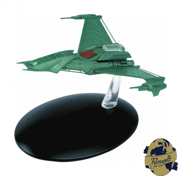 Klingon Augments´ Ship Star Trek model #53